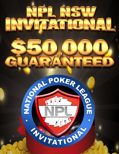 National Poker League Qld